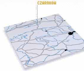3d view of Czarnków