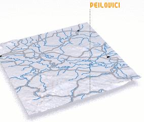3d view of Peilovići