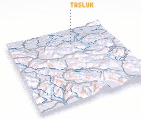 3d view of Tašluk
