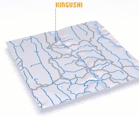 3d view of Kingushi