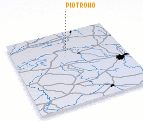 3d view of Piotrowo