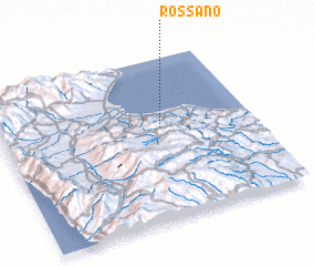 3d view of Rossano