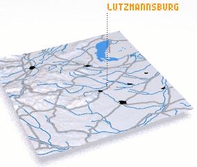 3d view of Lutzmannsburg