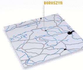 3d view of Boruszyn