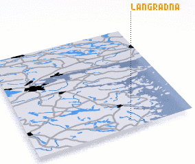 3d view of Långrådna