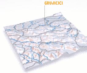 3d view of Grujičići