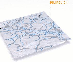 3d view of Pilipovići
