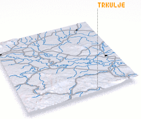 3d view of Trkulje