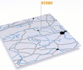 3d view of Osowo