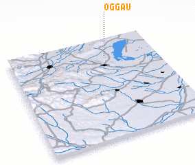 3d view of Oggau