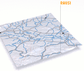 3d view of Rauši