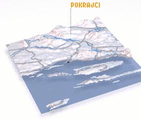 3d view of Pokrajci