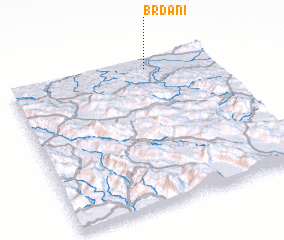 3d view of Brdani