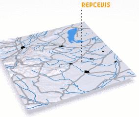 3d view of Répcevis