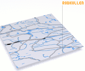 3d view of Rödkullen