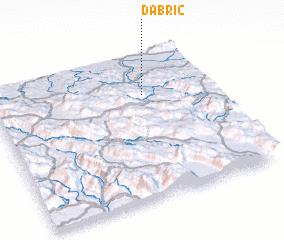 3d view of Dabrić