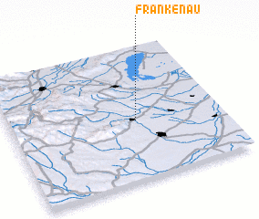 3d view of Frankenau
