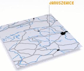 3d view of Januszewice