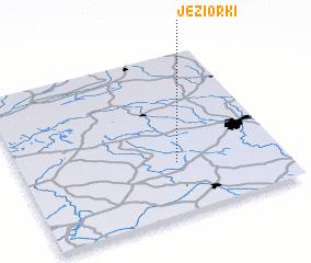 3d view of Jeziorki