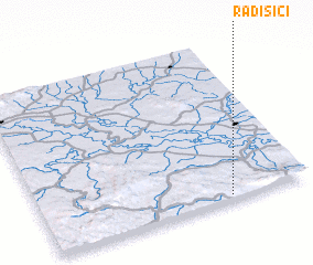 3d view of Radišići