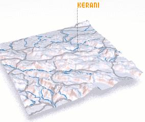 3d view of Kerani