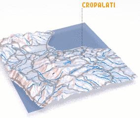3d view of Cropalati