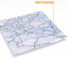 3d view of Kantarovac