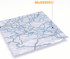 3d view of Hajderovci