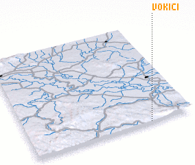 3d view of Vokići