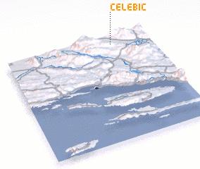 3d view of Čelebić