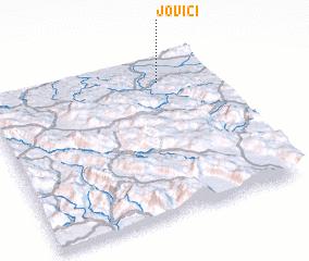 3d view of Jovići