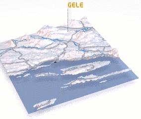 3d view of Gele