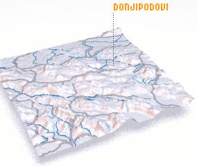 3d view of Donji Podovi