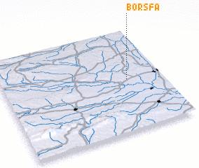 3d view of Borsfa