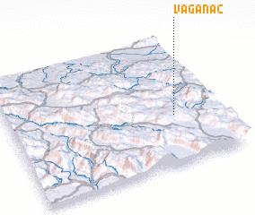 3d view of Vaganac
