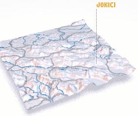 3d view of Jokići