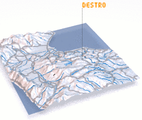 3d view of Destro