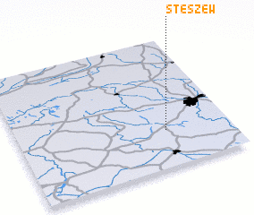 3d view of Stęszew