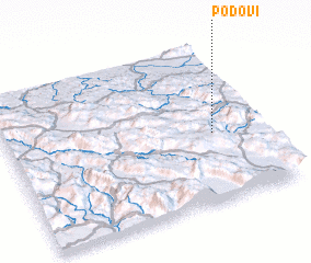 3d view of Podovi