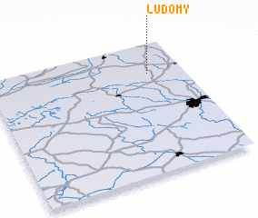 3d view of Ludomy