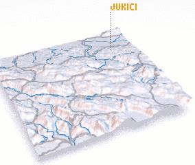 3d view of Jukići