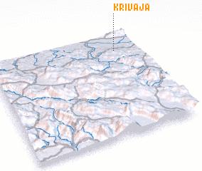 3d view of Krivaja