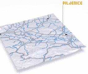 3d view of Piljenice