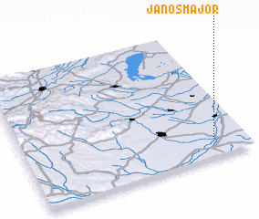 3d view of Jánosmajor