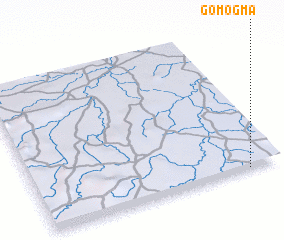 3d view of Gomogma