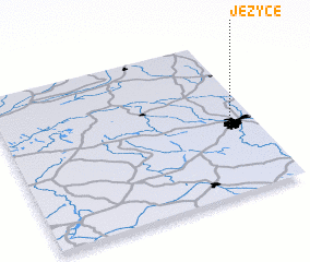 3d view of Jeżyce