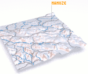 3d view of Mamuze