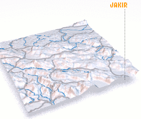 3d view of Jakir