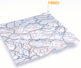 3d view of Tomići