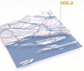 3d view of Keglji